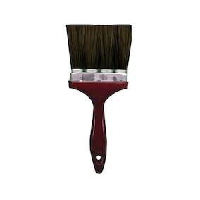 Rokset 4 Knot Duster Brush