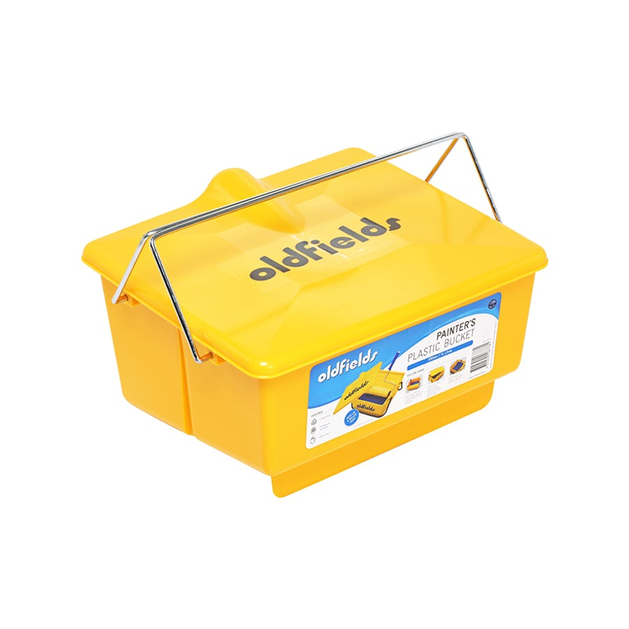 Oldfields Painter's Bucket with Lid & Ramp 330mm