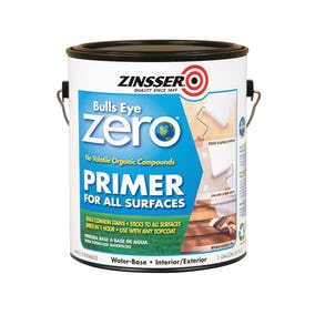 Zinsser Bulls Eye Zero™ Primer-Sealer 1L