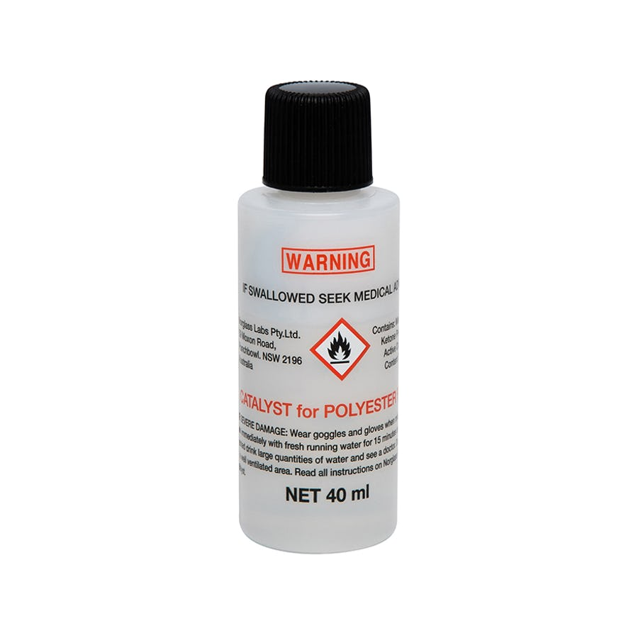 Norglass Polyester Catalyst 40ML