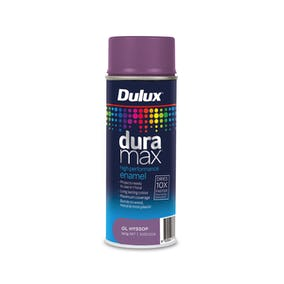 Dulux Duramax High Performance Enamel Spray Paint Gloss Hyssop 340G