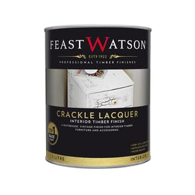Feast Watson Crackle Lacquer Base Coat 1L