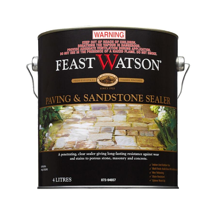 Feast Watson Paving & Sandstone Sealer 4L