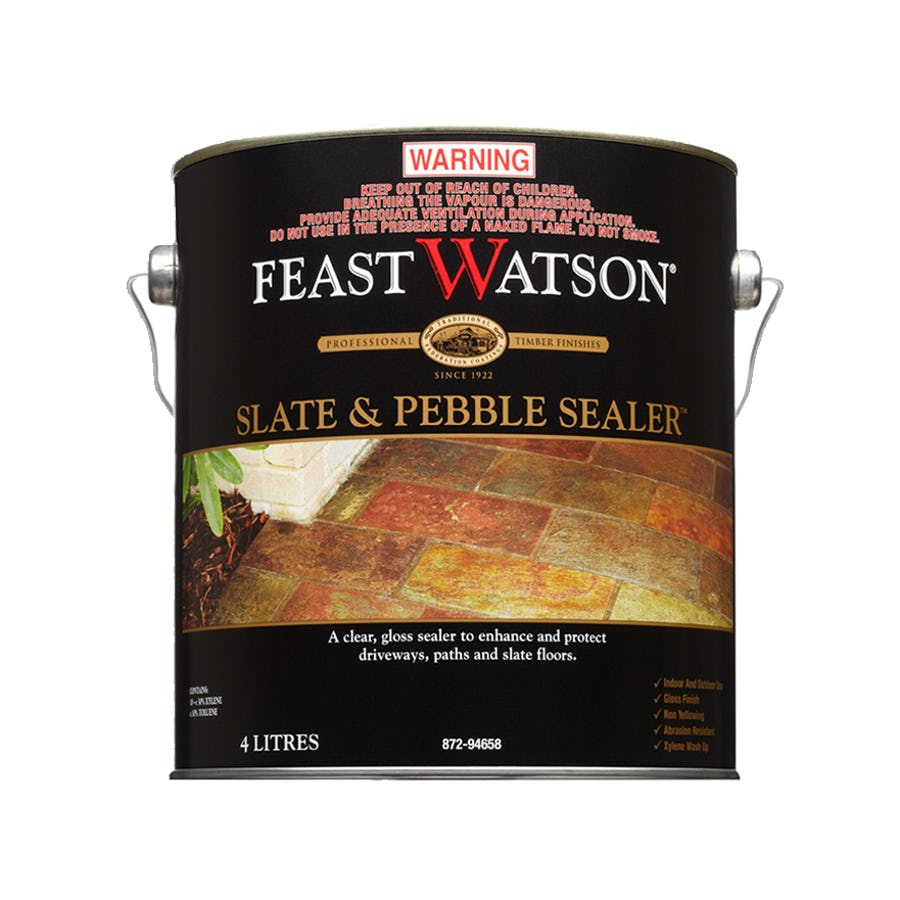 Feast Watson Slate & Pebble Sealer 4L