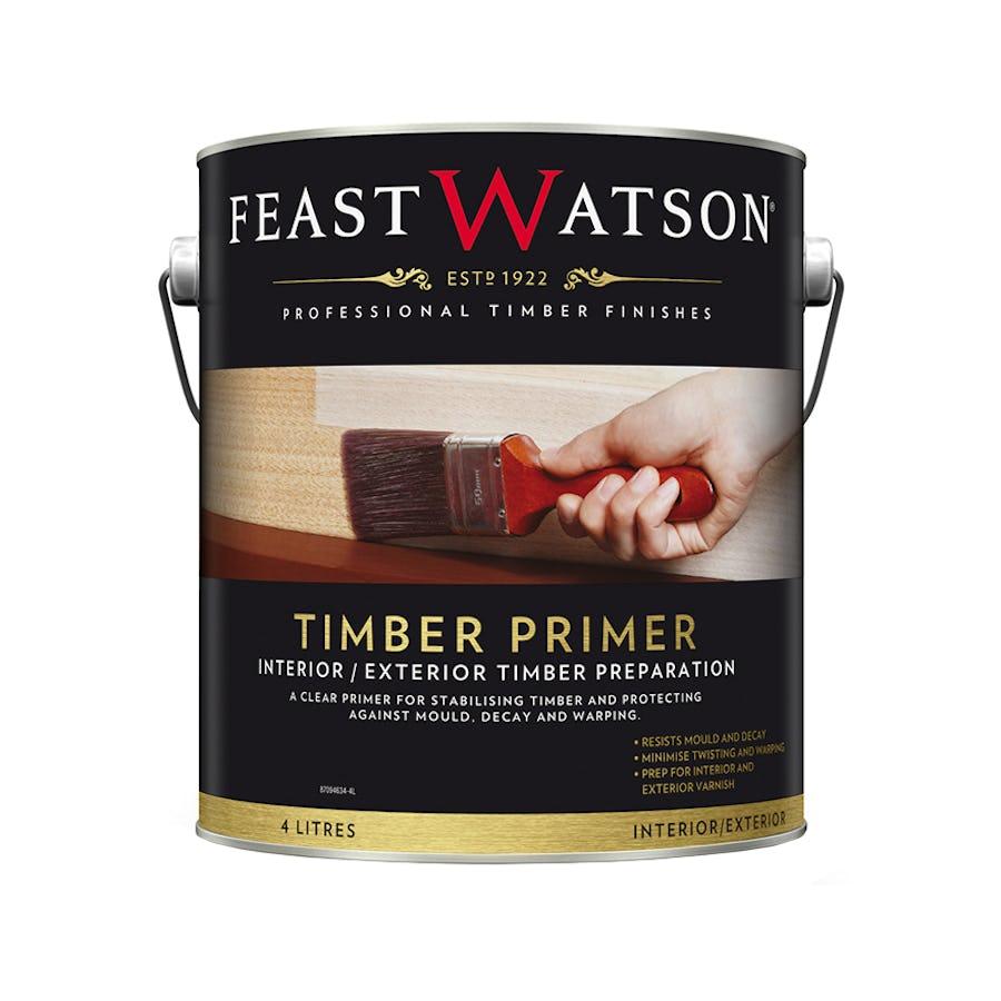 Feast Watson Timber Primer 4L
