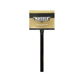 Maverick Deck Brush & Pole