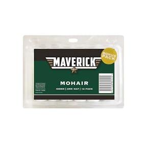 Maverick Mohair Mini Roller Cover 4mm x 100mm (12 Pack)