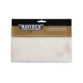 Maverick Lambskin Timber Applicator