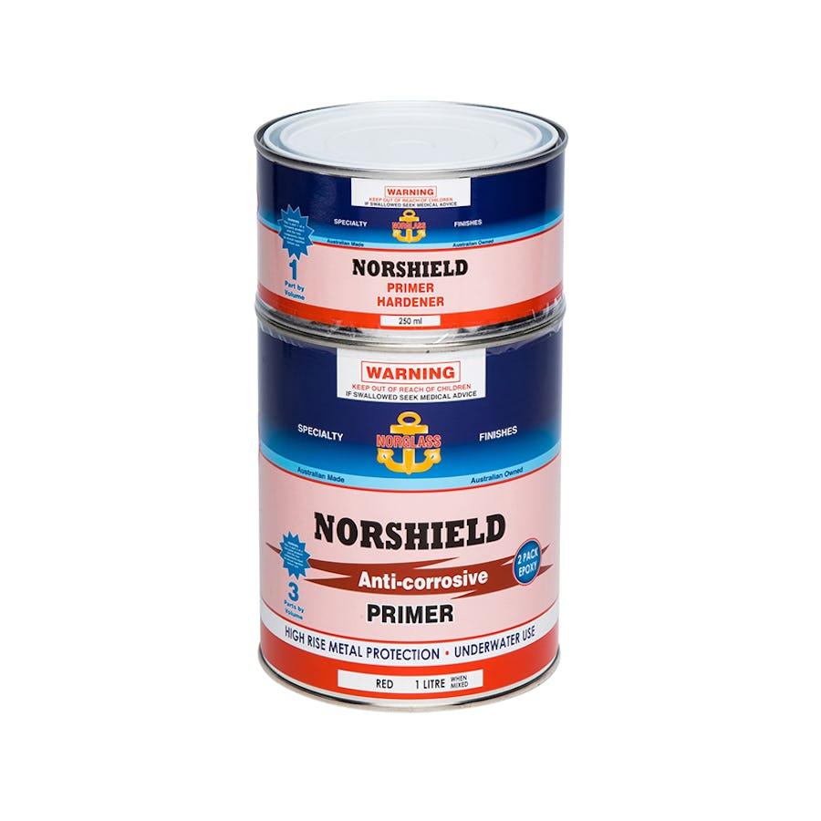 Norglass Norshield Anti-Corrosive Primer 1L