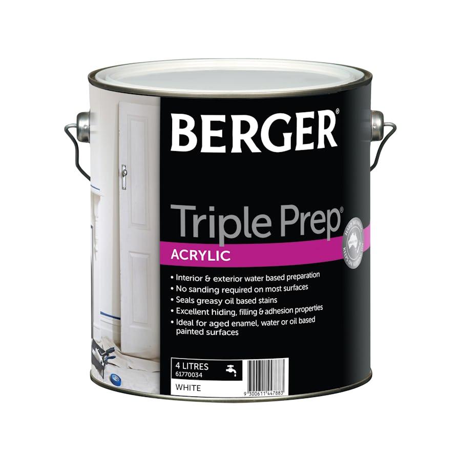 berger-triple-prep-acrylic-white-4l