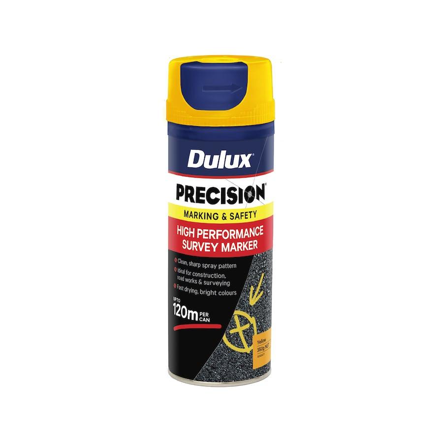 dulux-precision-surveymarker-yellow-350g