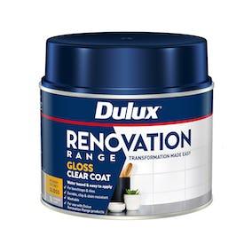 Dulux Renovation Range Clear Coats Gloss 1L