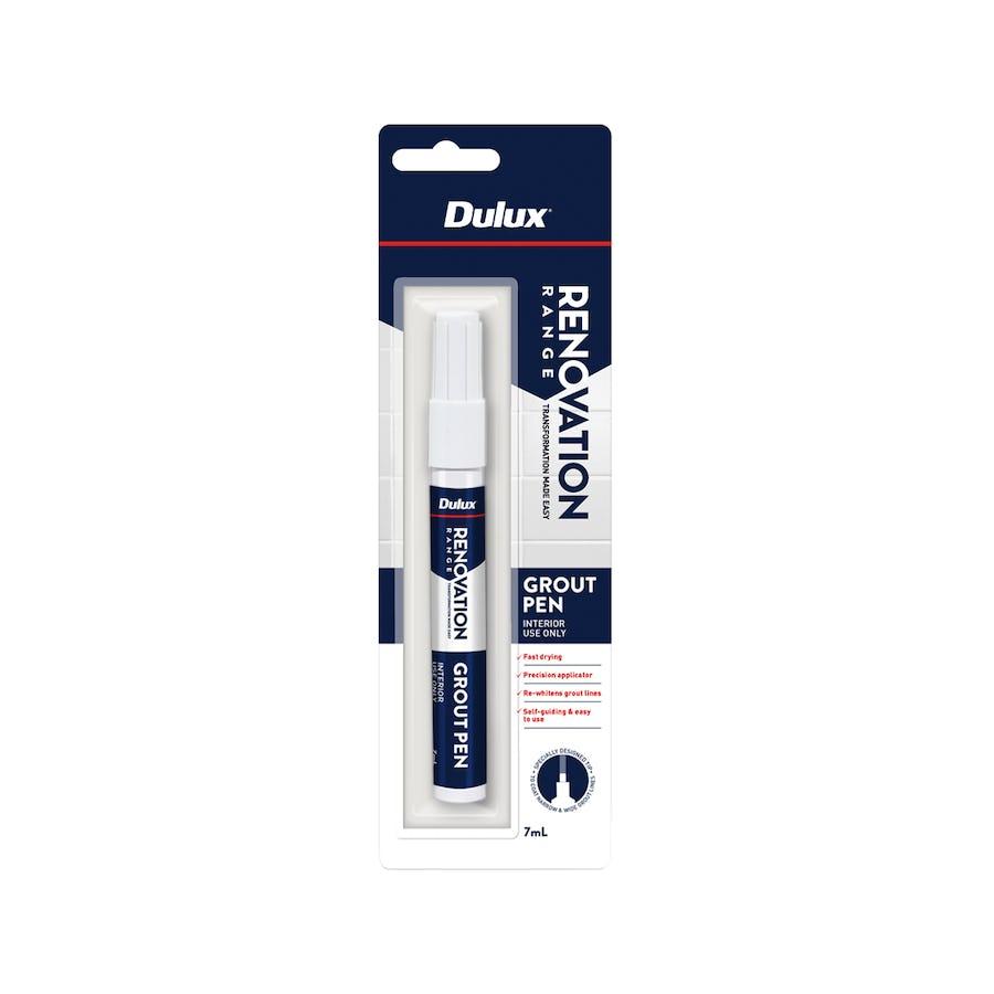 Dulux Renovation Range Grout Pen 7g
