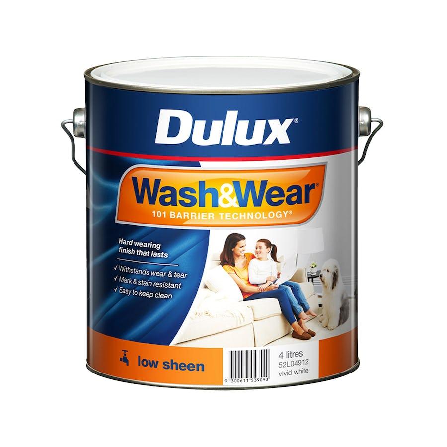 dulux-wash&wear-lowsheen-vividwhite-4l